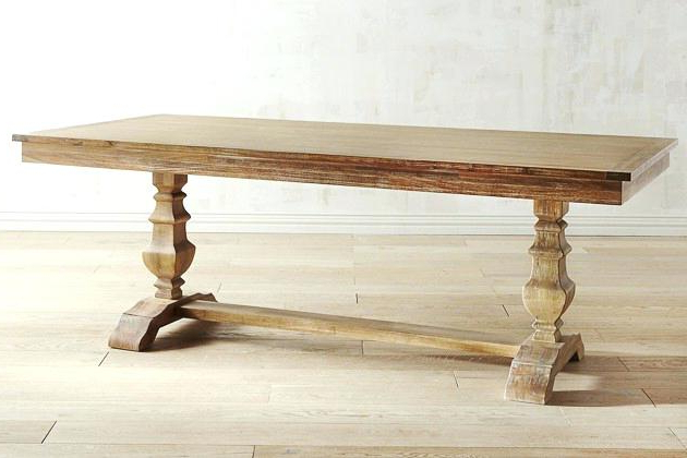 Most Up To Date Wood Rectangular Dining Table – Hyperraum Intended For Palazzo Rectangle Dining Tables (View 11 of 20)