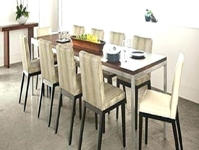 Narrow Dining Tables Throughout Latest  (View 14 of 20)