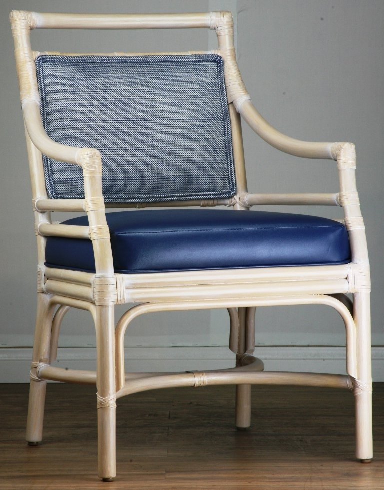 "Nautical Blue Side Chairs Pertaining To Fashionable Lacor Furniture On Twitter: ""feeling #nautical?? Check Out This (View 18 of 20)"