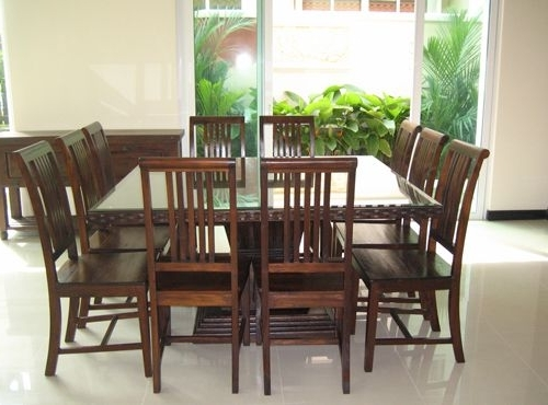 Newest Amazing Of 8 Seat Dining Tables 8 Seater Dining Room Table Pertaining To 8 Seater Dining Tables (Gallery 11 of 20)