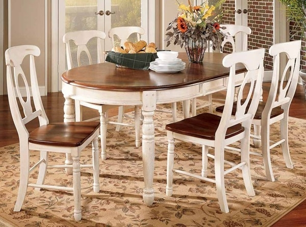 Newest Brittany Dining Table (View 16 of 20)