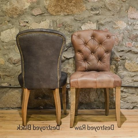 Newest Chester Dining Chairs Regarding Auction Id: 21269 – Lot Number 435 – Chester Dining Chair Ride Nut (View 7 of 20)