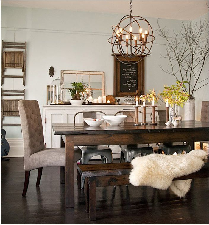 Newest Dark Dining Room Tables With Extraordinary Stunning Dark Wood Dining Table With Bench Best (View 17 of 20)