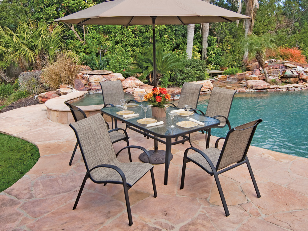Newest Dining Sets – Chair King Intended For Outdoor Dining Table And Chairs Sets (View 7 of 20)