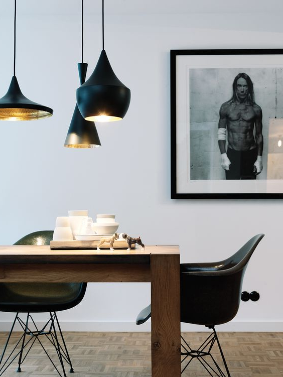Newest Dining Tables Lights In How To Choose The Right Pendant Lights For Over The Dining Table (Gallery 17 of 20)
