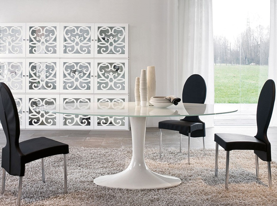 Newest Imperial Dining Tables Pertaining To Oval Dining Table Imperialtonin Casa – Dining Tables – Dining (View 2 of 20)
