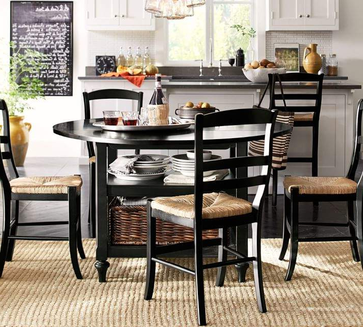 Newest Irondale Diaw Counterstool In Havana In Grady 5 Piece Round Dining Sets (Gallery 18 of 20)