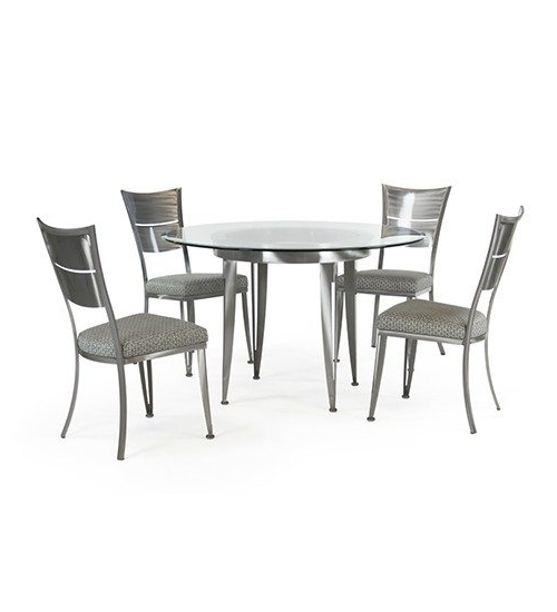 Newest Kent Dining Chairs Within Kent Dining Set – Johnston Casuals (View 18 of 20)