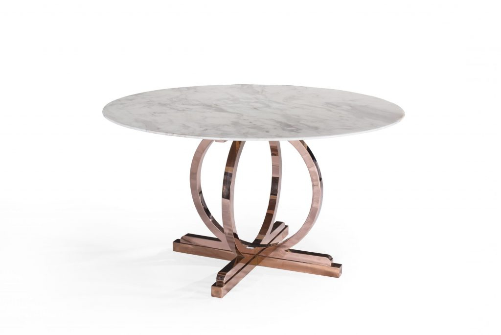 Newest Laurent Round Dining Tables Regarding Top 4 Marble Dining Tables In Malaysia – Malaysia's No (View 15 of 20)