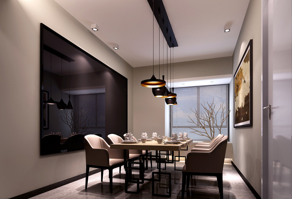 Newest Lighting Tips: How To Light A Dining Area Within Lights For Dining Tables (Gallery 11 of 20)