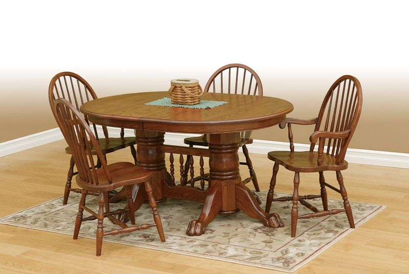Newest Oval Oak Dining Tables And Chairs Throughout Oval Oak Dining Table – Go To Chinesefurnitureshop For Even More (View 8 of 20)
