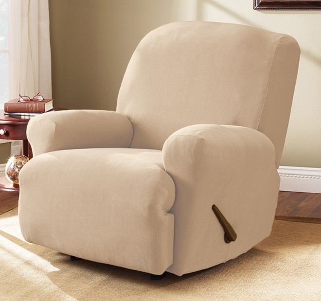 Newest Pearson White Slipcovered Side Chairs For Pearson Recliner Chair Cover Range (Gallery 14 of 20)