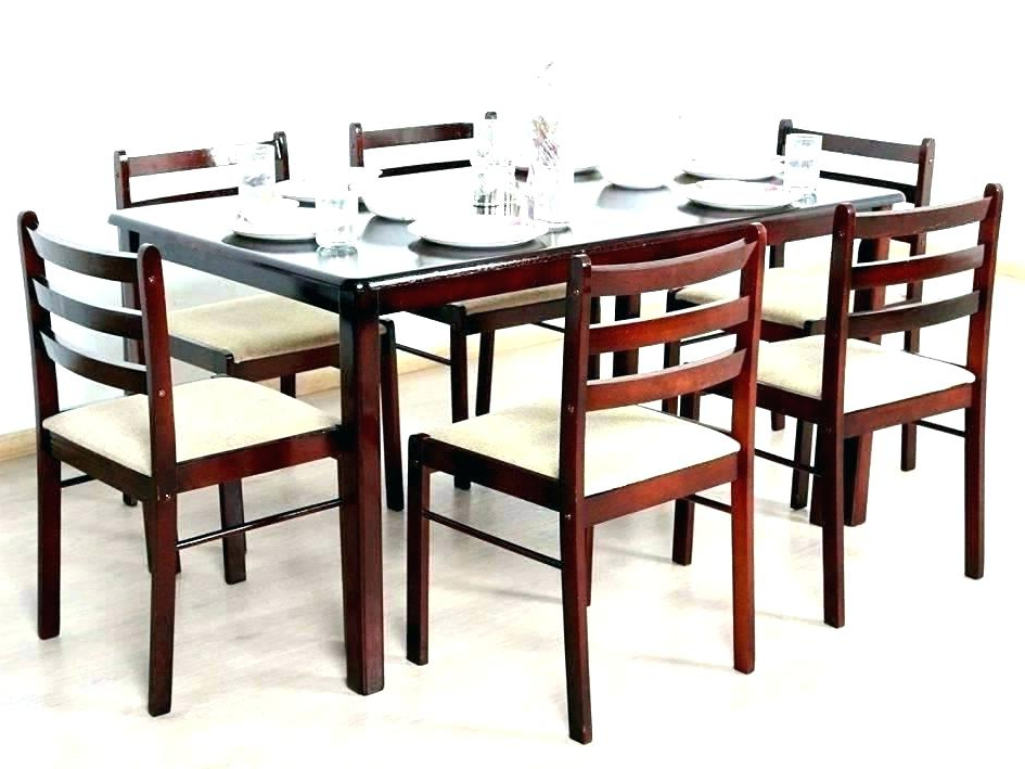 Newest Round 6 Person Dining Tables In Round Dining Sets For 6 Round Kitchen Table Set For 6 Round Kitchen (View 8 of 20)