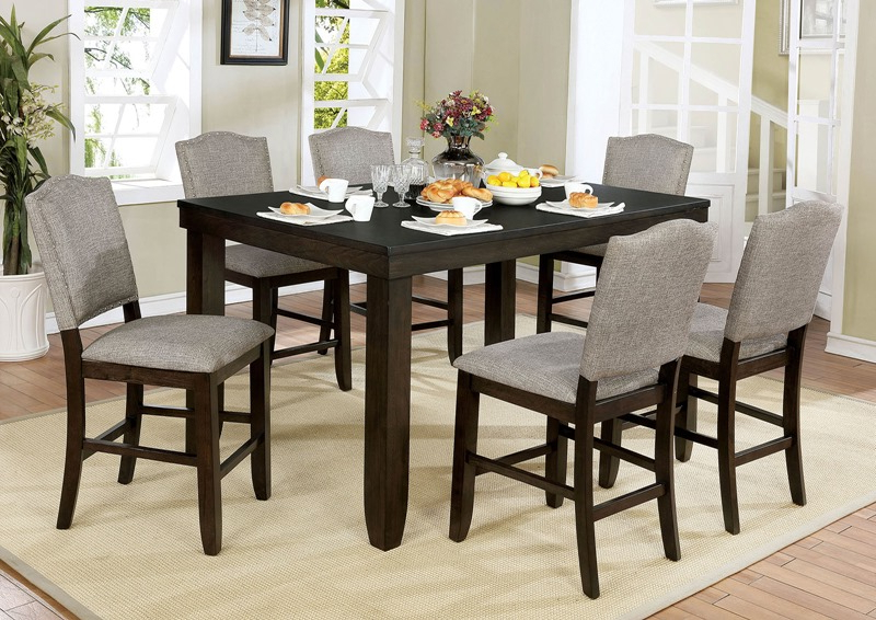 Newest Teagan Extension Dining Tables Inside Dining Room Sets (View 15 of 20)