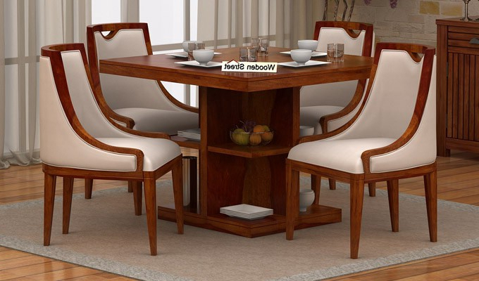 Newest The Advantages You Get From A Four Seater Dining Table Arrangement Regarding Small 4 Seater Dining Tables (View 11 of 20)