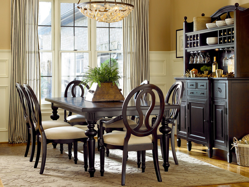 Newest Universal Dining Tables For Universal Dining Room Table Chairs – Ambrose Furniture (View 9 of 20)