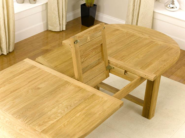 Newest Wonderful Oak Extending Dining Table Seater Extendable Wooden Dining With Oak Extending Dining Tables And Chairs (View 9 of 20)
