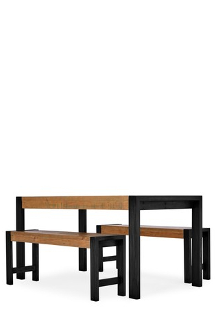 Next Hudson Dining Tables With Best And Newest Buy Hudson Dining Table And Bench Set From The Next Uk Online Shop (View 6 of 20)