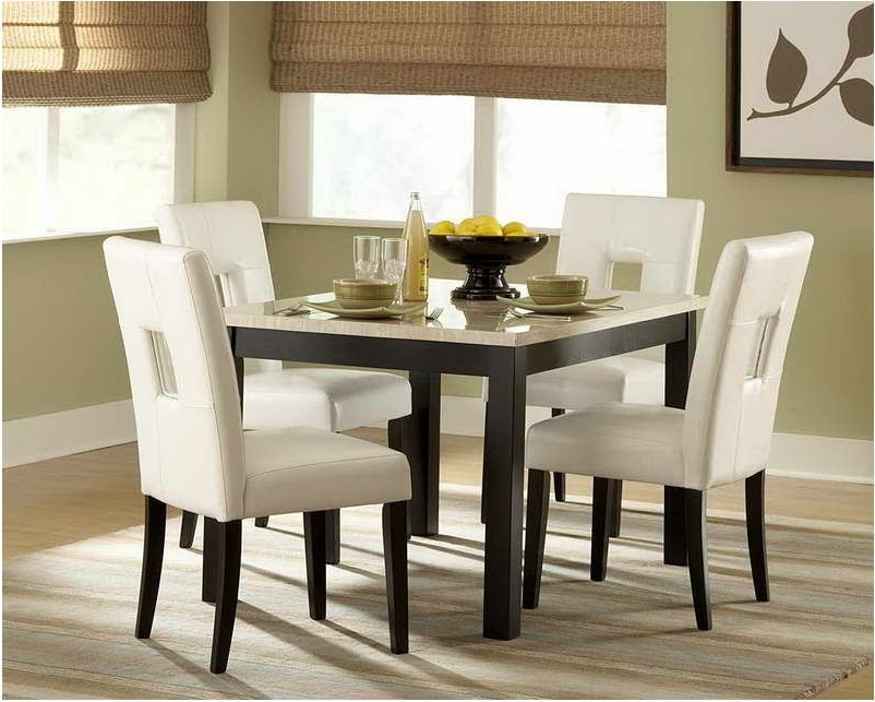 Nice Small Dining Table And Chairs (View 8 of 20)