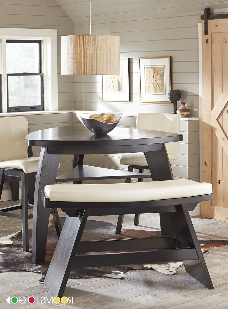 Noah Dining Tables In Newest Noah 6 Pc Counter Height Dining Room Set Furniture In Cypress Tx (Gallery 11 of 20)