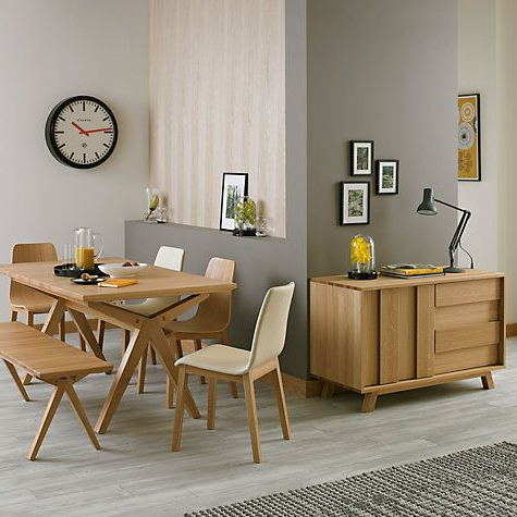 Noah Dining Tables Regarding Favorite Buy Bethan Gray For John Lewis Noah 6 10 Seater Extending Dining (Gallery 13 of 20)