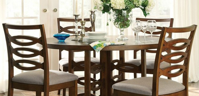 Non Wood Dining Tables (11 Photos) – Xuyuan Tables Throughout 2018 Non Wood Dining Tables (View 13 of 20)