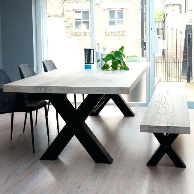 Non Wood Dining Tables – Bucketforks With Famous Non Wood Dining Tables (View 11 of 20)