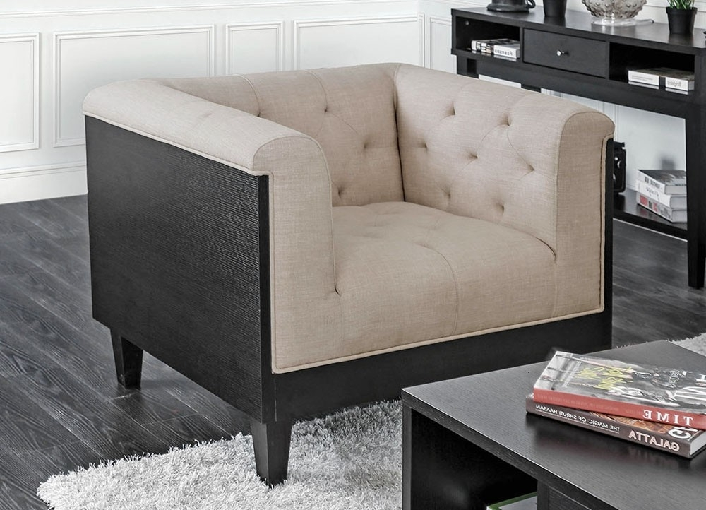 Norwood Upholstered Side Chairs Regarding Trendy Norwood Wood Framed Modern Sofa (View 11 of 20)