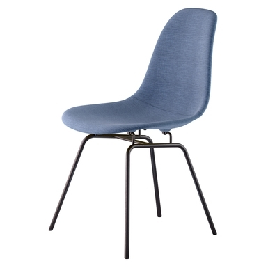 Nye Koncept 331006cl3 Mid Century Classroom Side Chair – Dodger Blue For 2017 Dodger Side Chairs (View 5 of 20)