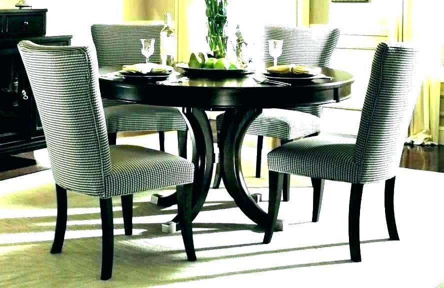Oak And Glass Dining Tables Sets Throughout Fashionable Circle Table Set Circular Glass Dining And 4 Chairs Room Sets Round (View 16 of 20)