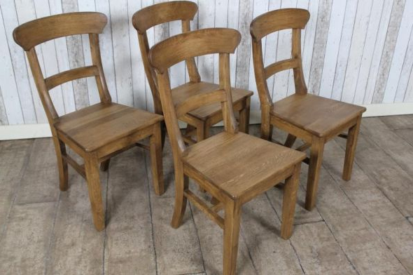 Oak Dining Chairs Regarding Widely Used Rustic Oak Dining Chairs Solid Oak Dining Chairs Curved Spoon Back (Gallery 11 of 20)