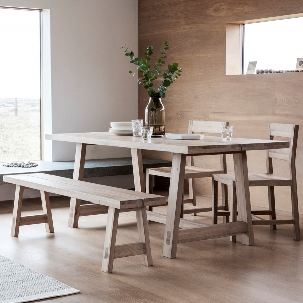 Oak Dining Furniture (Gallery 19 of 20)