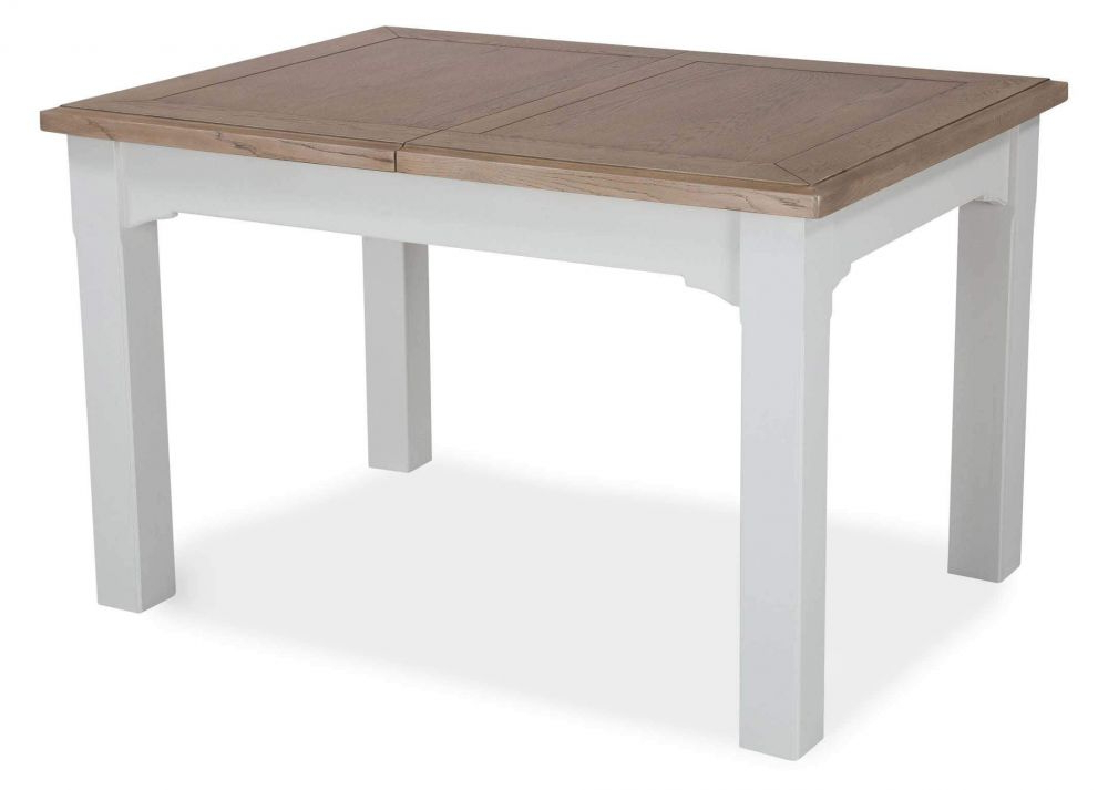 Oak Dining Tables Within Widely Used Country Style Extendable Solid Oak Dining Table – Georgia – Ez (View 16 of 20)