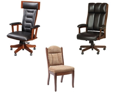 Office Chairs And Seating – Ohio Hardword & Upholstered Furniture With Trendy Chandler Fabric Side Chairs (View 9 of 20)