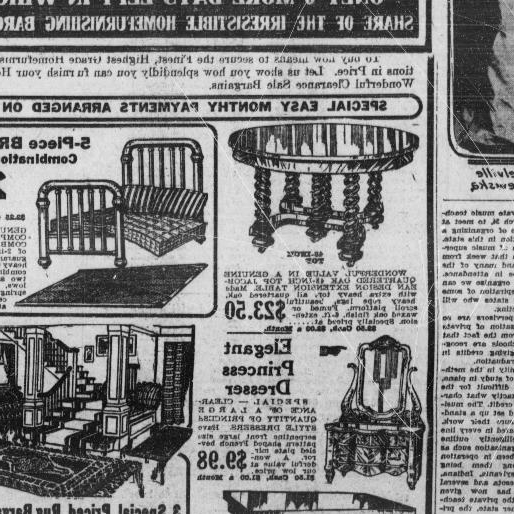 [%Omaha Daily Bee. (Omaha [Neb.]) 187? 1922, February 27, 1916, News Within Most Popular Combs 5 Piece 48 Inch Extension Dining Sets With Pearson White Chairs|Combs 5 Piece 48 Inch Extension Dining Sets With Pearson White Chairs Within Newest Omaha Daily Bee. (Omaha [Neb.]) 187? 1922, February 27, 1916, News|Preferred Combs 5 Piece 48 Inch Extension Dining Sets With Pearson White Chairs In Omaha Daily Bee. (Omaha [Neb.]) 187? 1922, February 27, 1916, News|Most Recent Omaha Daily Bee. (Omaha [Neb (View 1 of 20)