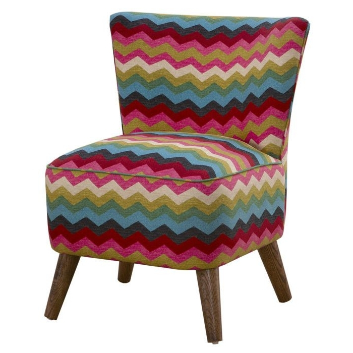 Omni Side Chairs Throughout 2018 Omni Side Chair In Rust Love The Pop Of Color In This Chair (View 17 of 20)