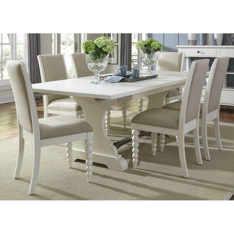Opal 7 Piece Dining Set (Gallery 19 of 20)