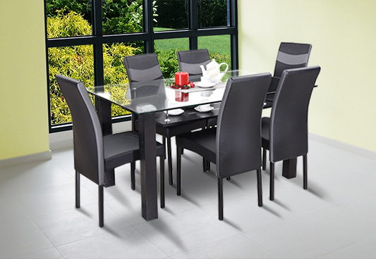 Order Dining Table Online At Best Price – Royaloak (View 17 of 20)