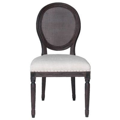 Orient Express Furniture Essentials Oliver Side Chair (Set Of 2 Within Most Current Oliver Side Chairs (View 13 of 20)