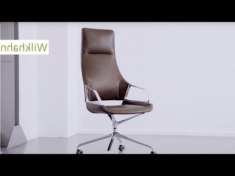 Osteria Emerald Side Chairs Within Trendy Ergonomic Task Chairs And Dynamic Conference Tables – Wilkhahn (View 16 of 20)