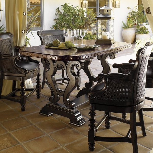 Outdoor Sienna Dining Tables With Regard To Recent Sienna Dining Table (View 15 of 20)