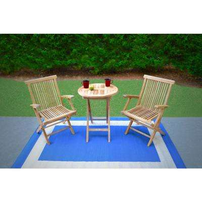 Outdoor Tortuga Dining Tables In Recent Tortuga Outdoor – Bistro Sets – Patio Dining Furniture – The Home Depot (Gallery 13 of 20)