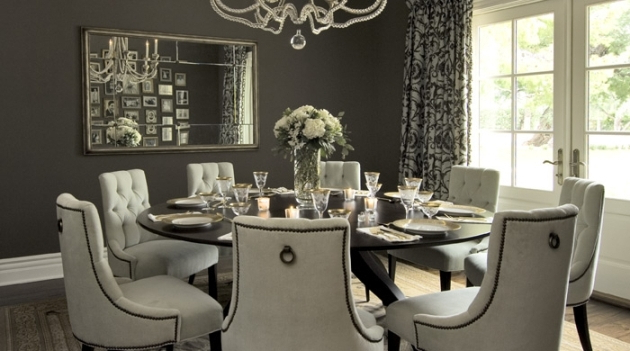 Outlet Designer Within Most Recent Huge Round Dining Tables (Gallery 13 of 20)