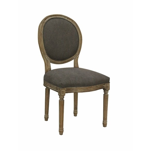 Oval Dining Chair (View 10 of 20)