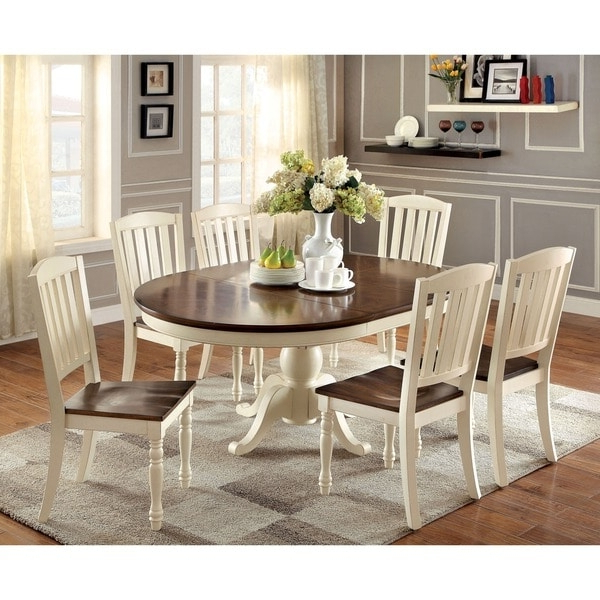 Oval Dining Tables For Sale For Popular Dark Wood Dining Table Sets Great Furniture Trading Company The With (View 13 of 20)