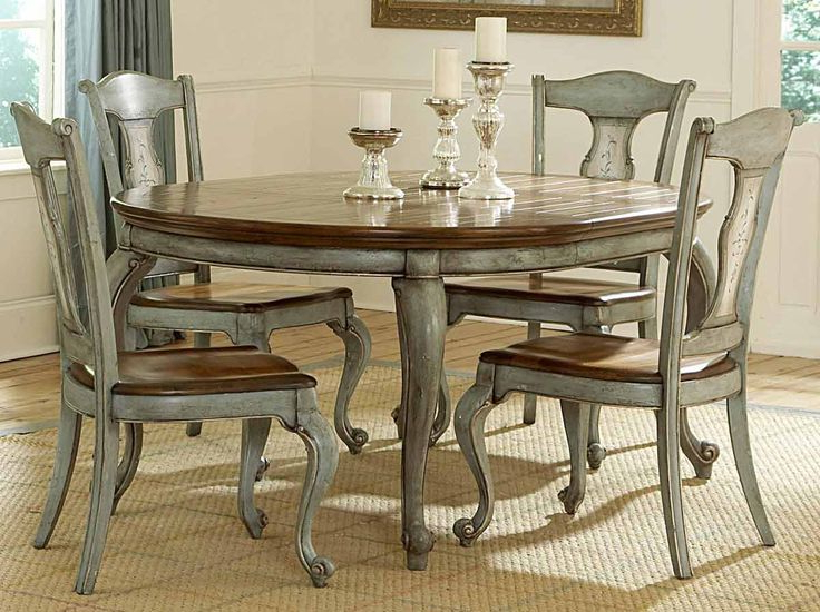 Paint A Formal Dining Room Table And Chairs – Bing Images (View 2 of 20)