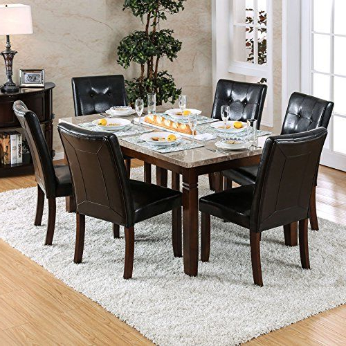 Palazzo 6 Piece Rectangle Dining Sets With Joss Side Chairs Within Well Known 15 Best Home Décor & Furnishing Images On Pinterest (View 13 of 20)