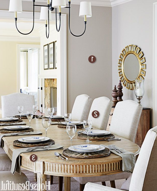 Palazzo 9 Piece Dining Sets With Pearson White Side Chairs Regarding Most Recent 62 Best Dining Room Images On Pinterest (View 16 of 20)