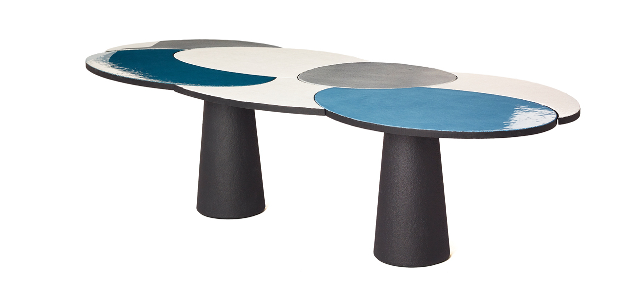 Palazzo Rectangle Dining Tables Intended For Newest Etnastone Dining Table (View 12 of 20)