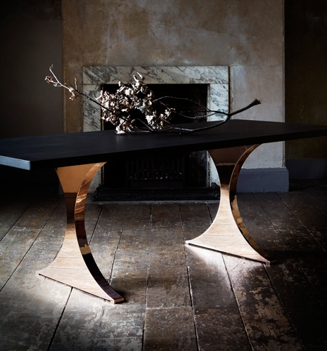 Paris Dining Tables Inside Well Known The Paris – Luxury Dining Table – Tom Faulkner (Gallery 1 of 20)